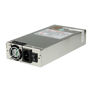 1U Power Supply 80Plus 600W SS-1U60EL