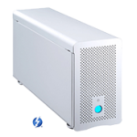 Thunderbolt pcie expansion chassis
