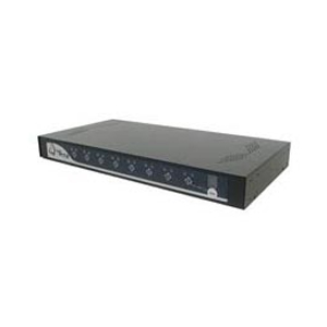 EJ-KVM108IP 8 Port KVM Switch Over IP Console