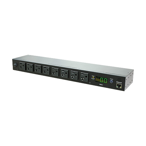 EJ-MTH1511A-08N1 Outlet Monitored PDU,EJ-MTH2011B-08N1 Outlet Monitored PDU