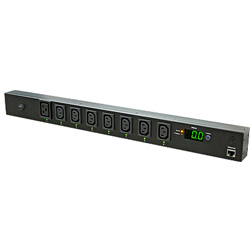 EJ-SWV1623K-08N1 Outlet Switched PDU