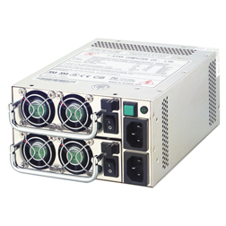 Mini Redundant Power Supply 400W SS-400R8P