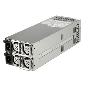 2U Redundant 600W Power Supply TC-600RVN2