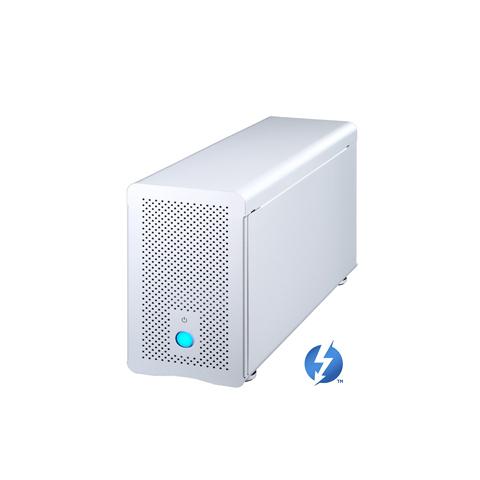 NA211TB-LD Thunderbolt™2 Storage and PCIe Expansion