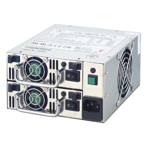 Mini Redundant Power Supply 400W TC-400R8
