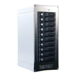 NA770A 10-bay eSATA Port Multiplier Enclosure