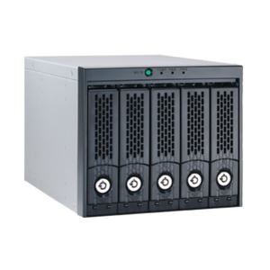 NS170S 5-In-3 SAS/ SATA JBOD Enclosure