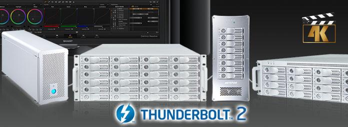 Netstor Thunderbolt 2 Product Line
