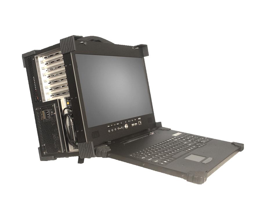 Workstation Keyboard Compact : 17 7 slot portable workstation chassis ej pwc7017w ~ Vivirlamusica.com Haus und Dekorationen